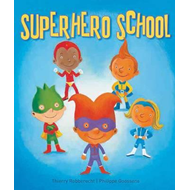 Superhero School (BOK)