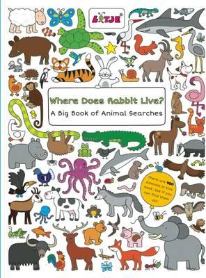 Where Does Rabbit Live? (BOK)