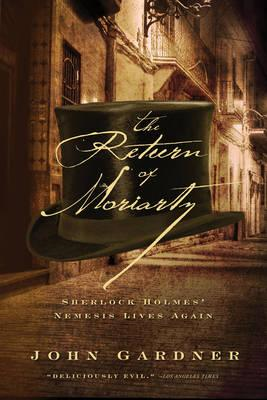 Return of Moriarty (BOK)
