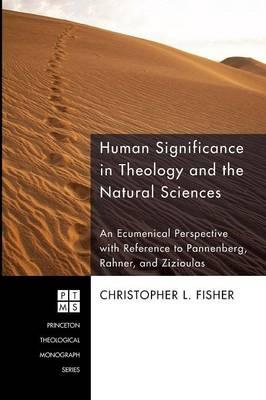 Human Significance in Theology and the Natural Sciences (BOK)