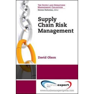 Supply Chain Risk Management: Tools for Analysis (BOK)