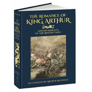 Romance of King Arthur and His Knights of the Round Table (BOK)