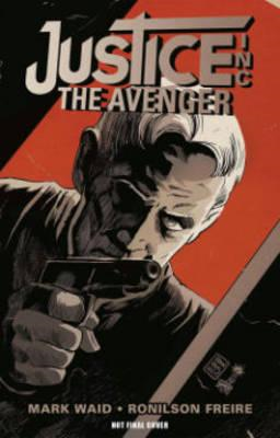 Justice, Inc.: The Avenger (BOK)