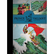 Prince Valiant Vol.4: 1943-1944 (BOK)