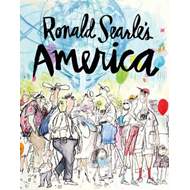 Ronald Searle's America (BOK)