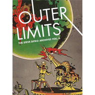 Outer Limits: The Steve Ditko Archives Vol. 6 (BOK)