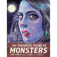 My Favorite Thing Is Monsters (BOK)