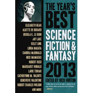 The Year's Best Science Fiction & Fantasy: 2013 (BOK)
