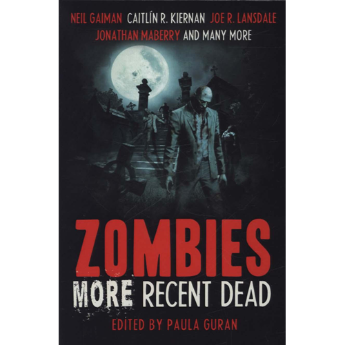 Zombies: More Recent Dead (BOK)