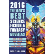 Year's Best Science Fiction & Fantasy Novellas 2016 (BOK)