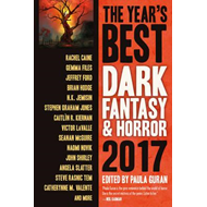 Year's Best Dark Fantasy & Horror (BOK)