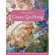 Allie Aller's Crazy Quilting (BOK)