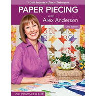 Paper Piecing with Alex Anderson (BOK)