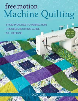 Free Motion Machine Quilting (BOK)
