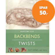 Produktbilde for Yoga Mat Companion 3:  Back Bends & Twists (BOK)