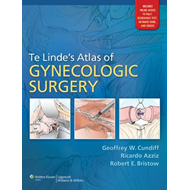 Te Linde's Atlas of Gynecologic Surgery (BOK)