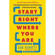 Start Right Where You are (BOK)