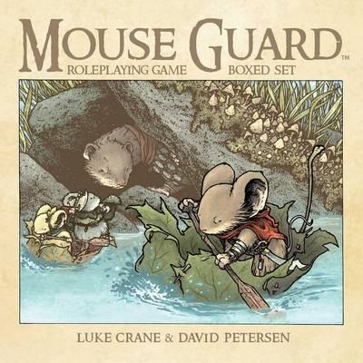 Mouse Guard Roleplaying Game Box Set, 2nd Ed. (BOK)