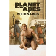 Planet of the Apes Visionaries (BOK)