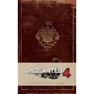 Uncharted Hardcover Ruled Journal (BOK)