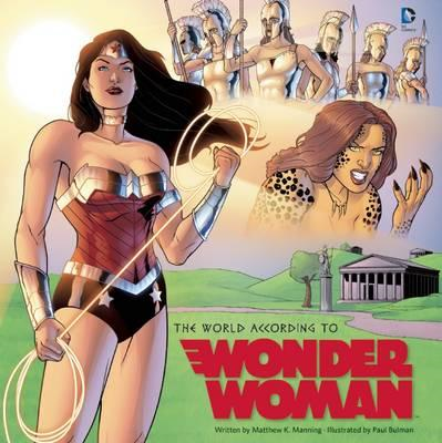 World According to Wonder Woman (BOK)