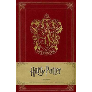 Produktbilde for Harry Potter: Gryffindor Ruled Pocket Jo (BOK)
