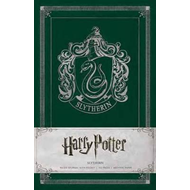 Produktbilde for Harry Potter Slytherin Hardcover Ruled Journal (BOK)