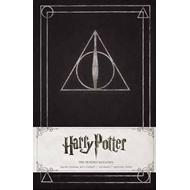 Produktbilde for Harry Potter Deathly Hallows Hardcover Ruled Journal (BOK)