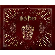 Produktbilde for Harry Potter: Gryffindor Deluxe Stationery Set (BOK)