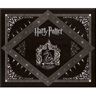 Produktbilde for Harry Potter: Slytherin Deluxe Stationery Set (BOK)