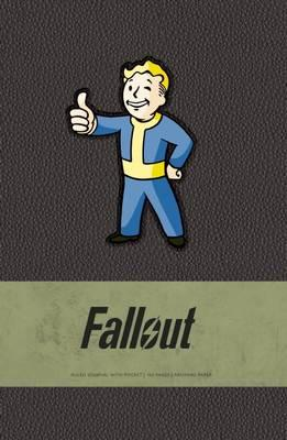 Fallout Hardcover Ruled Journal (BOK)