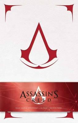 Assassin's Creed Hardcover Ruled Journal (BOK)