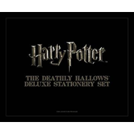 Produktbilde for Harry Potter: The Deathly Hallows Deluxe Stationery Set (BOK)