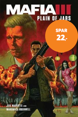 Mafia III: Plain of Jars (BOK)