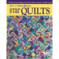 Best of Fons & Porter: Star Quilts (BOK)