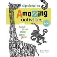 Alphabeasties Amazing Activities (BOK)