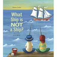 What Ship is Not a Ship? (BOK)