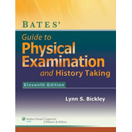 Bates' Guide to Physical Examination and History-Taking with (BOK)