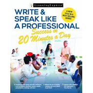 Write & Speak Like a Professional in 20 Minutes a Day (BOK)