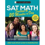 SAT Math Success in 20 Minutes a Day (BOK)