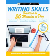 Writing Skills Success in 20 Minutes a Day (BOK)