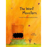 Want Monsters (BOK)