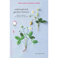 Embroidered Garden Flowers (BOK)