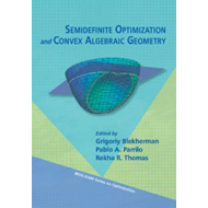 Semidefinite Optimization and Convex Algebraic Geometry (BOK)