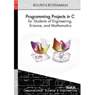 Programming Projects in C for Students of Engineering, Scien (BOK)