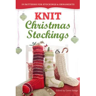 Knit Christmas Stockings (BOK)