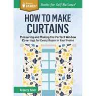 How to Make Curtains (BOK)