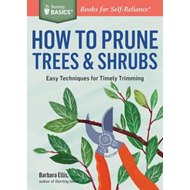 How to Prune Trees and Shrubs (BOK)