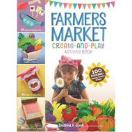 Farmers Market Create-an-Play Activity Book (BOK)