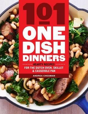 101 One-Dish Dinners (BOK)